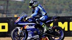 SBK: CIV: tris di Caricasulo in SS600, Bertelle accorcia su Bartolini in Moto3