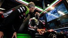 """SBK: Rea: """"Rossi è un eroe, ha pure avuto il coraggio di lasciare Honda per Yamaha"""""""
