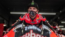 """SBK: Redding: """"I chose BMW because it was the only manufacturer that really wanted me"""""""