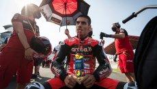 SBK: Nessuna concorrenza con Petrucci, ecco perché Ducati ha rinnovato Rinaldi
