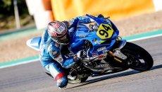 SBK: La Suzuki torna nel Mondiale Superbike a Navarra