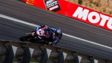 SBK: Razgatlioglu fa brillare la Yamaha in FP2, mentre Redding si ferma