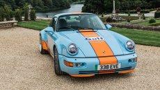 Auto - News: Porsche 964: unica e forse blasfema, ecco la conversione in elettrica