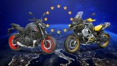 Moto - News: Mercato Moto: ecco le più vendute d'Europa