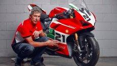 Moto - News: Ducati Panigale V2 Bayliss 20th Anniversary: iniziata la produzione