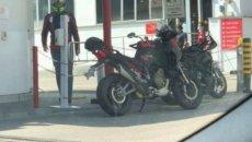 Moto - News: Ducati Streetfighter V2, beccata su strada!