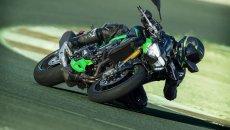 Moto - News: Kawasaki Z900 SE 2022, caratteristiche e prezzo della versione top di gamma