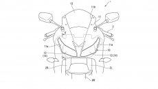 Moto - News: Honda: arriva il brevetto per i radar all'interno dei fari