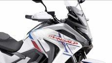 Moto - News: Honda Transalp, ecco come potrebbe essere la nuova crossover