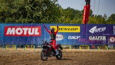 Moto - News: Honda Africa Twin 2022: che numeri al Six Days 2021 con Joan Barreda