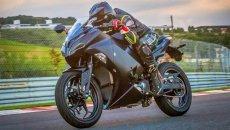 Moto - News: Kawasaki: la prossima H2 potrebbe essere ibrida