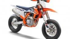 Moto - News: KTM 450 SMR 2022: caratteristiche, prestazioni e prezzo