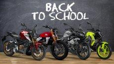 Moto - News: Le migliori moto 125 cc per tornare a scuola
