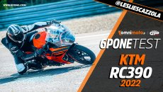 Moto - Test: Prova KTM RC 390 2022, piccole superbike crescono