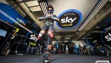 Moto2: Misano: Bezzecchi è il più veloce sul bagnato nelle FP2, 6° Bulega