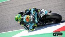 Moto2: Fermin Aldeguer al posto di Yari Montella a Silverstone ed Aragon