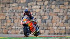 Moto2: Magico Fernandez, vince ad Aragon dopo essere stato operato alla mano!