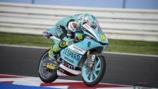 Moto3: Fenati cade, Foggia ne approfitta: Misano tricolore con Antonelli 2° e Migno 3°