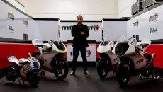 Moto3: Alessandro Tonucci torna nel Mondiale Moto3 con il Team MTA