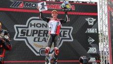MotoAmerica: Jake Gagne incoronato campione di MotoAmerica Superbike del 2021