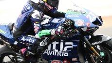"""MotoGP: Bastianini: """"Sarà dura per Di Giannantonio, lo sto toccando con mano"""""""