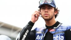 """MotoGP: Bastianini: """"My manager, Pernat, is a real ball breaker, but he's a good luck charm"""""""