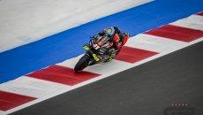 MotoGP: Cambia la classifica della FP3 MotoGP: Aleix Espargarò in Q2, Pirro out