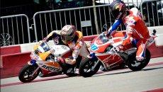"""MotoGP: Marquez vs Lawrence: """"Jett ma dove guardavi? La rivincita in Motocross!"""""""