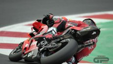 MotoGP: Michelin: a new casing to speed up tyre warming times