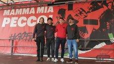 """MotoGP: Pecco Bagnaia: """"Vincere in MotoGP un sogno, ma sono solo all'inizio"""""""