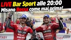 MotoGP: LIVE Bar Sport alle 20:00 - Misano Rossa come mai prima!