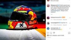 MotoGP: Casco speciale per Jorge Martìn ad Aragon: livrea dedicata alla Spagna