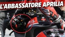 MotoGP: VIDEO - Il nuovo abbassatore Aprilia: un prototipo sulla moto di Espargarò