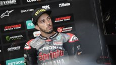 """MotoGP: Dovizioso: """"The riders are too young? Even older ones are sometimes not mature"""""""