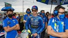 """MotoGP: Mir: """"Da pilota apprezzo la decisione di Vinales, siamo tutti coinvolti"""""""