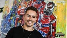 """MotoGP: Lorenzo: """"Io e Rossi alla 24 Ore di Le Mans? Siamo entrambi veloci, sarebbe bello"""""""
