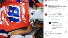 """MotoGP: Jeff Lawrence sfida Marc Marquez: """"vedrai solo la schiena della mia tuta!"""""""