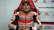 """MotoGP: Marquez guarda al futuro: """"i due giorni di test a Misano molto importanti"""""""