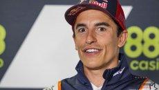 "MotoGP: Marquez: ""Troppe curve a destra, Misano non sarà facile per me"""