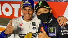 """MotoGP: Mir: """"Valentino Rossi is an example, he has more passion than all of us"""""""