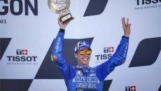 """MotoGP: Mir: """"Senza accelerazione non posso lottare per la vittoria"""""""