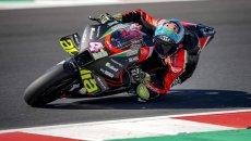 "MotoGP: Aleix Espargaró: ""Maverick non mi sta impressionando, so quanto è veloce"""