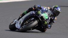 """MotoGP: Morbidelli: """"Dopo il warm up non pensavo di poter correre"""""""