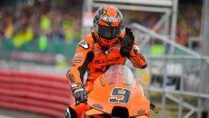 """MotoGP: Petrucci: """"Non è bello ma dovrò cercare una scia per accedere alla Q2"""""""
