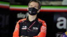 MotoGP: Rivola hints that Vinales might already race the Aprilia RS-GP at Aragon