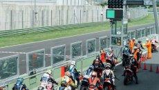 MotoGP: Addio alle vecchie bandiere, con DZ si entra nell'era delle DZ-eFlag