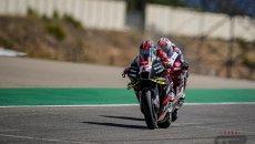 MotoGP: Vinales fa il Top Gun con l'Aprilia: 1° nella FP1 a Misano, Dovizioso ultimo