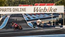 News: FIM EWC: Yoshimura SERT domina il Bol D'Or, Rolfo-Moto Ain sul podio