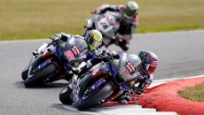"SBK: BSB Snetterton: fantastic McAMS, Mackenzie wins ""Race of Aces"""