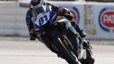 SBK: SSP600, Gonzalez trionfa in gara-2 a Barcellona, De Rosa beffato in volata